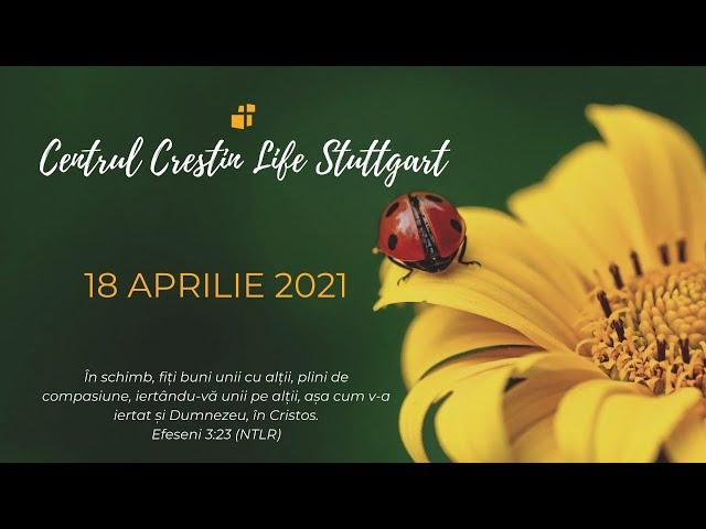 18 Aprilie 2021   ORA 10:00   Ești un om bun?