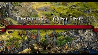 Imperia Online#2 La primera Batalla de Mi Hijo :3  ElMalitoBoscan