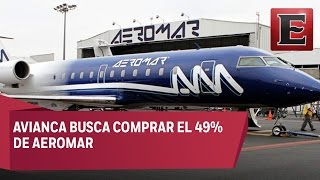 Avianca busca invertir en Aeromar