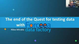 Forceea Data Factory: The End of the Quest for Testing Data