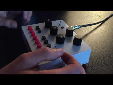 8-Bit Power Synthesizer