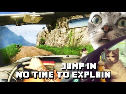 Far Cry3 - ฟาคราย3 เป็นเกมแข่งรถ