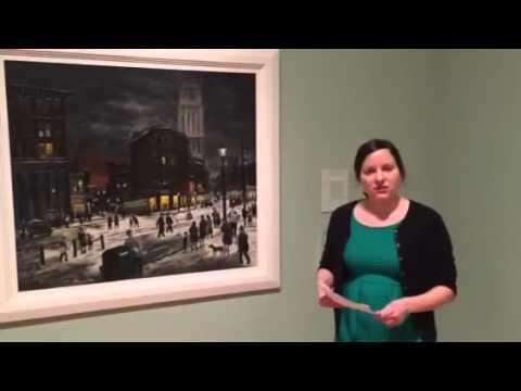 Roza from the Akron Art Museum #BetterAkron2015 #Akronist #InsideOutAkron