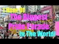 Biggest Gay Pride Parade In The World - 2016