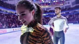 Алина Загитова возвращается в лучший момент Карантин обнулил фигурку и форму топов