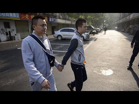 China court rules gay couple cannot marry