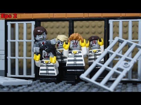 Lego Zombie Prison Break 2