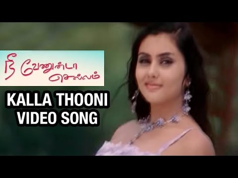 Kalla Thooni Video Song | Nee Venunda Chellam Tamil Movie | Githan Ramesh | Gajala | Namitha | Dhina