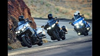 5 New Touring Motorcycle In The World By 2018.Comparison In The Unusual Models