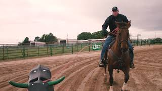 Smarty Roping | Just Like a Live Steer