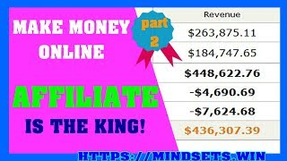 How To Make Money Online Fast 2018 - Affiliate Marketing For Beginners Part 2