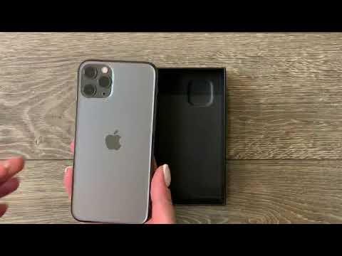 ОНЛАЙН ТРЕЙД.РУ — Смартфон Apple IPhone 11 Pro 64GB Серый космос