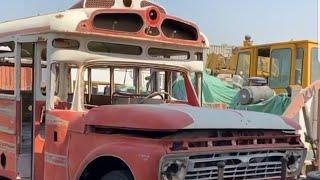 تم تشغيل الباص موديل 66 👍😉