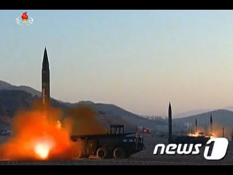 【速報】北朝鮮がミサイル発射。日本海側の虎島半島から短距離ミサイル発射