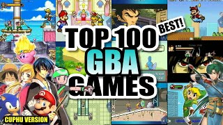 Top 100 Best Game Boy Advance (GBA) Games │ Best GBA Games