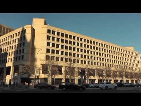 Washington, D.C. | J. Edgar Hoover FBI Building [Full HD]