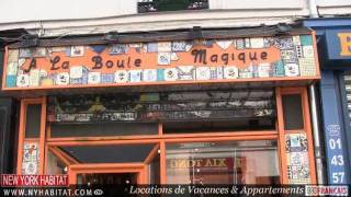 Paris - Visite guidée du quartier d