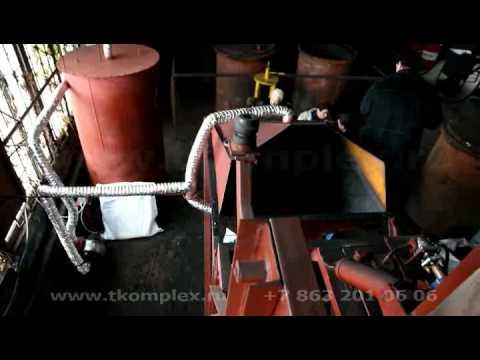 Установка для утилизации РТИ и