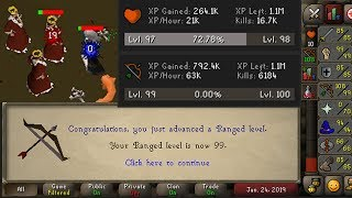 Ranged Guide Osrs | Asdela