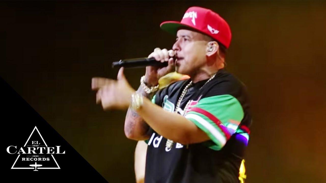 Daddy Yankee  El Vaivén - Ciudad de México (Live)