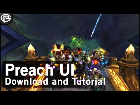 Preach UI - Download and Tutorial 7.3.5