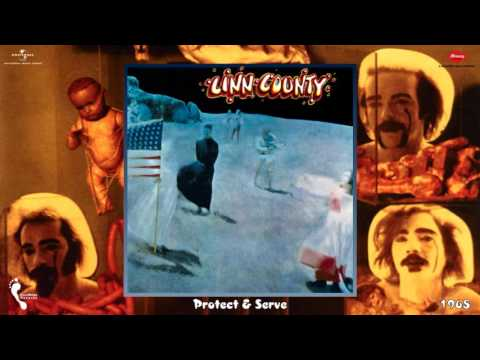 Linn County - Protect & Serve (Remastered CD) [Jazz-Rock - Psychedelic Rock] (1968)