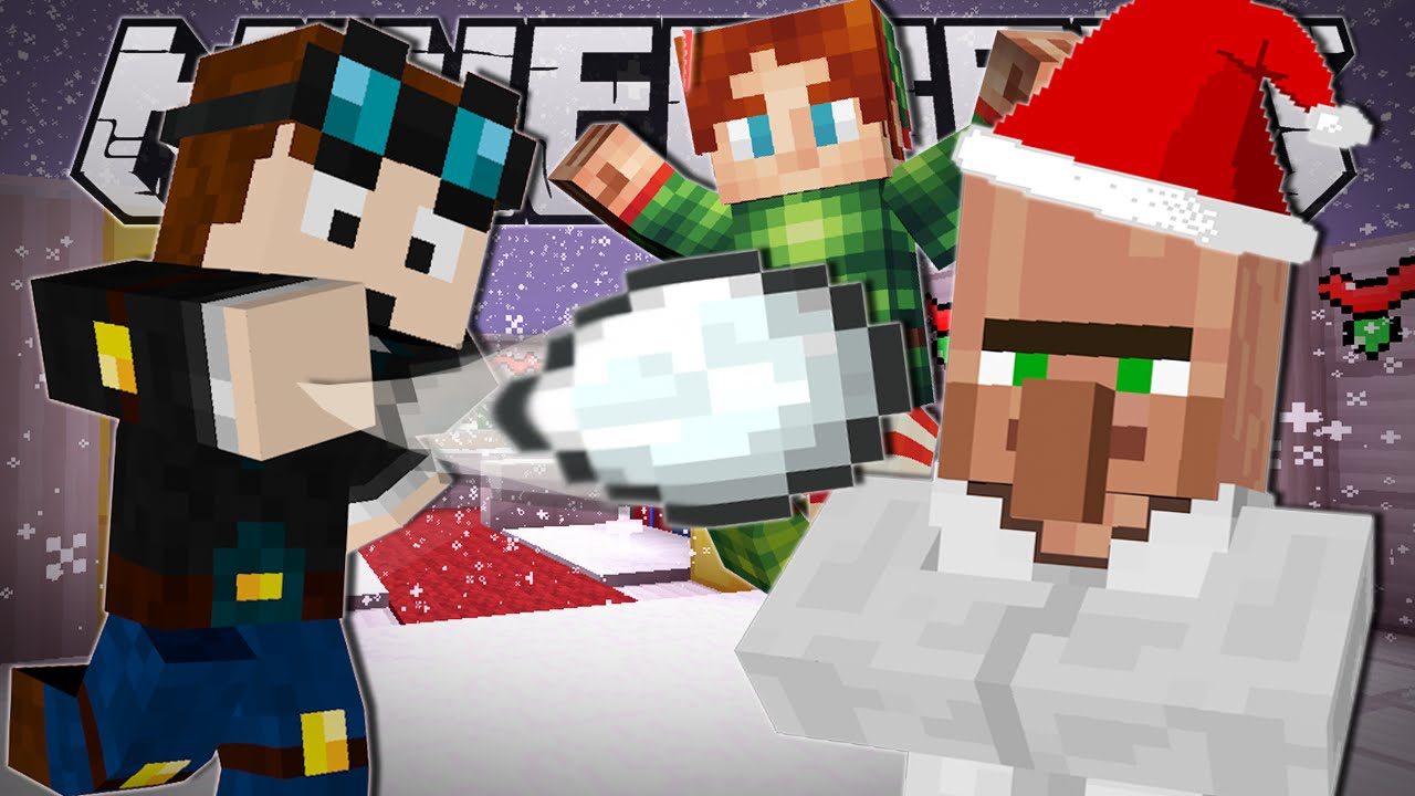 DR TRAYAURUS' CHRISTMAS COUNTDOWN | Minecraft [Day Four - 2014 ...