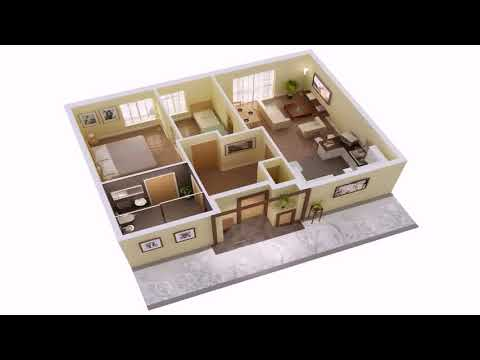 Simple House Design 3 Bedrooms