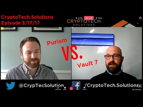 3-17-17 Purism Vs. Vault 7 CIA Hacks, Interview with Todd Weaver - Founder/CEO