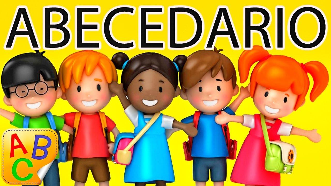El abecedario canciones infantiles videos educativos - Para ninos infantiles ...
