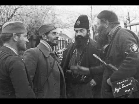 Srpski Cetnici 1941-1945