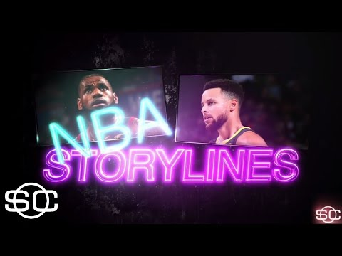 Biggest storylines of the NBA's remaining schedule | SportsCenter | ESPN