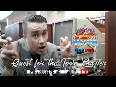 QUEST FOR THE TOWN CHARTER - S01EP05 - Awesome Ty is Running for Mayor