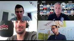#26 VfL Osnabrück: Die Pressekonferenz vor dem Spiel