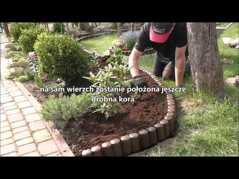 GARDEN (4) - Urządzamy fajny ogród od A do Z - Kwietnik - Kamienna mozaika