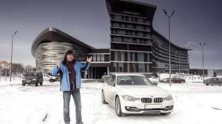 Тестдрайв: BMW 320d F30