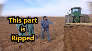 Deep Ripping Soil - John Rasic Consulting