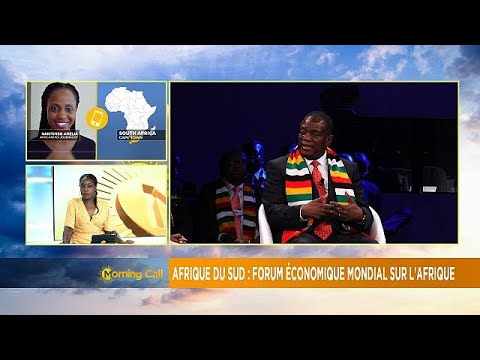 South Africa: World Economic Forum on Africa [The Morning Call]