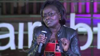 Coolbot Technology -- post harvest storage solutions | Jane Ambuko | TEDxNairobi