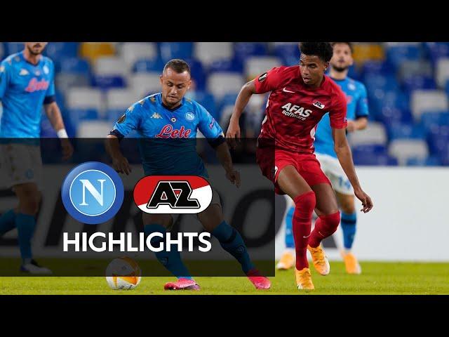 Az Alkmaar Vs Napoli Live Streaming Watch Europa League Online Football Soccer Greatest Goals And Highlights 101 Great Goals