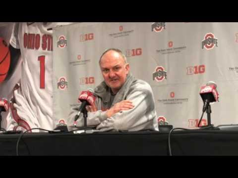 Ohio State basketball: Thad Matta talks Penn State, Buckeyes