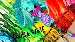 Daria Wolf: first video#my_doll