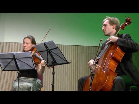 KONCZ QUARTETT - Haydn, String Quartet in C major, Hob III 77 (Emperor)