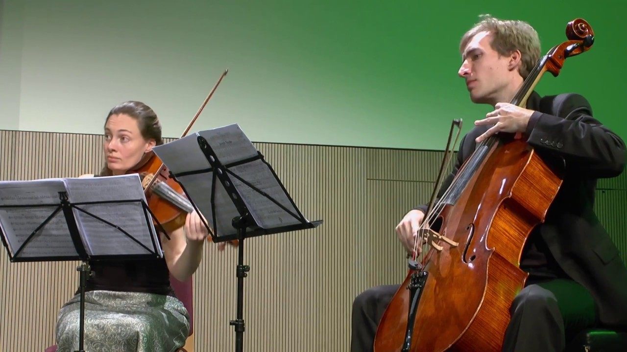 Download KONCZ QUARTETT - Haydn, String Quartet in C major, Hob III 77 (Emperor)