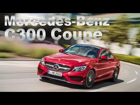 絕美雙門轎跑 Mercedes-Benz C300 Coupé