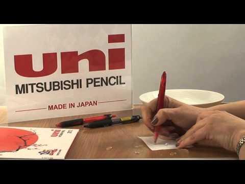 Товары бренда uni можно купить в интернет-магазине республика по низким ценам с. Шариковая ручка