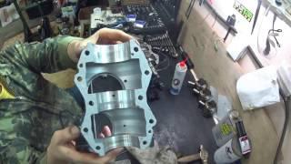 Nissan-Marine 15 меняем подшипники...