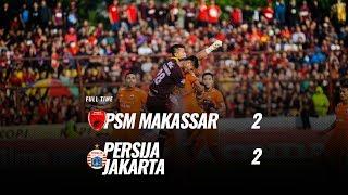 Download Video [Pekan 31] Cuplikan Pertandingan PSM Makassar vs Persija Jakarta, 16 November 2018 MP3 3GP MP4