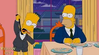 The Simpsons - Dinner with singer That Lisa Admires!