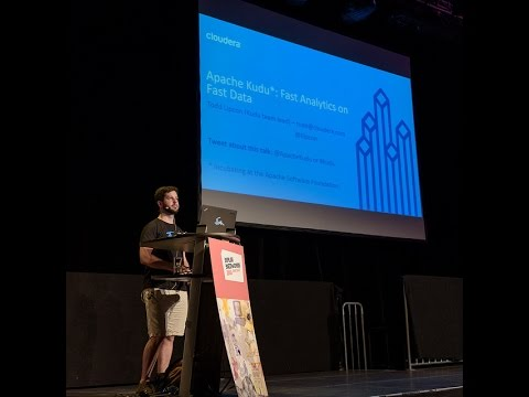 Berlin Buzzwords 2016: Todd Lipcon - Apache Kudu (incubating): Fast Analytics on Fast Data #bbuzz on YouTube